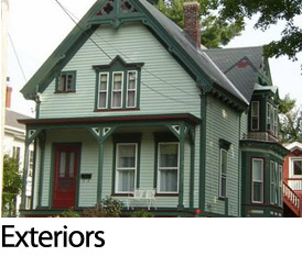 Exterior house painting in Sturbridge, MA