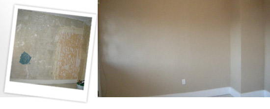 patch and repaint walls around Sturbridge, MA